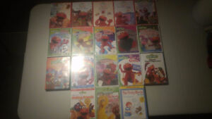 Sesame Street - Elmo's World - 18 DVD COLLECTION!