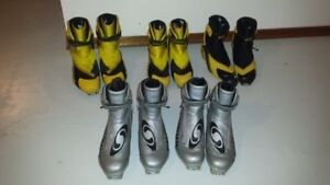 Used Nordic  - Cross Country XC Skate Boots
