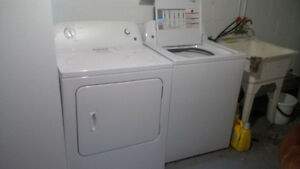 Kenmore Washer and Dryer LIKE NEW