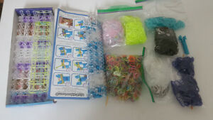 Rainbow loom lot Prince George British Columbia image 1