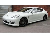 2012 62 reg Porsche Panamera 3.0TD Tiptronic S Diesel FULL PORSCHE S/HISTORY