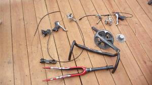 Pièces de vélo dura ace