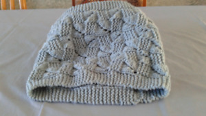 foulard au tricot