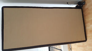 King size box spring in good condition for sale