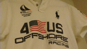 Polo Ralph Lauren fit's medium to large good condition