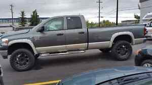 """2007 DODGE  """"LIFTED DIESEL """" ALL CREDIT """" 190 B/W ACCEPTED"""