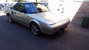 20V Silvertop 1986 Toyota MR2 N/A Coupe (2 door)