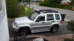 2004 Jeep Liberty RENEGADE TRAIL RATED
