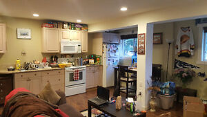 1 bedroom suite like new diver' lake area available Feb15