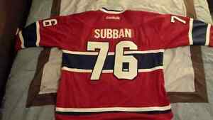 XL NHL PK Subban Montreal Canadiens Home Jersey Kingston Kingston Area image 1