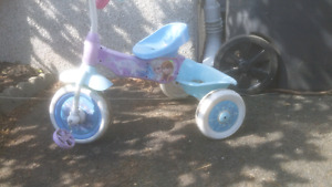 Tricycle frozen