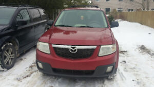 2008 Mazda Tribute GX SUV, Crossover