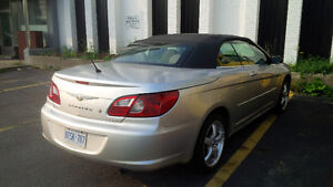 2008 Chrysler Sebring Convertible, Etested, runs smooth!