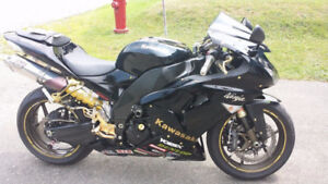 No catch, No problem, perfect condition zx10r 2007!!!
