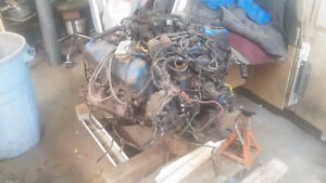 1975 Ford 351M motor