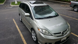 2006 Mazda Mazda5 SUNROOF,BLUETOOTH,GOOD CONDITION