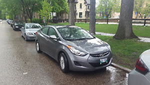 2012 Hyundai Elantra Trim Sedan
