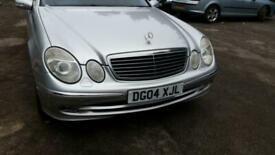 Mercedes-Benz E220 2.1TD AUTOMATIC 2004 CDI Avantgarde