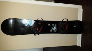 Snowboard package high end brands
