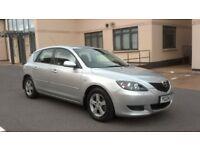 Mazda 3 TS 1.6 Petrol Silver in Good Condition!!!New MOT!!!