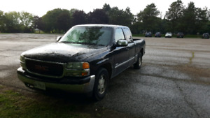 2002 GMC Sierra 1500 Extended Cab
