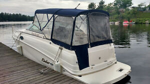 2005 Rinker 250 with Bravo 3 and 350 MAG MPI - trailer included