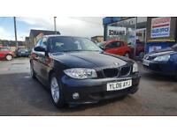 BMW 120 2.0 i Sport 5 DOOR - 2006 06-REG - 7 MONTHS MOT