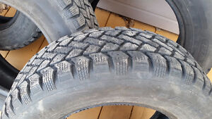 Pacemark Snowtrakker Winter tires