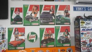 Castrol Posters