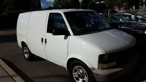 2003 GMC Safari Minivan, Van