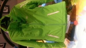 Women's size small winter coats... Helly Hansen and Wind River