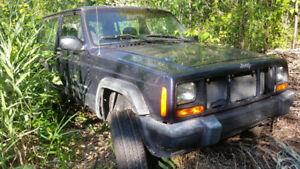 Jeep xj 1999