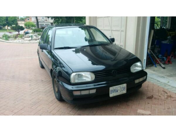 Used 1997 Volkswagen Golf