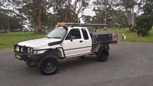 1995 Toyota Hilux Ute Kellyville The Hills District Preview