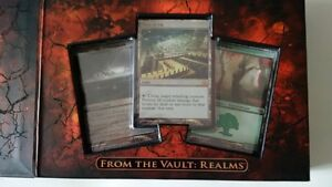Magic: the Gathering - From the Vault: Realms - Brand New - MTG Kitchener / Waterloo Kitchener Area image 2