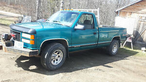 1995 GMC C/K 1500 Coupe (2 door)