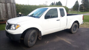 Camion Nissan frontier s King cab 2013