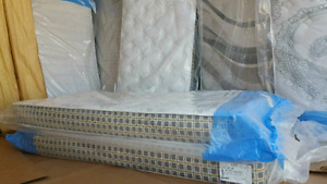 New single mattresses free delivery if close