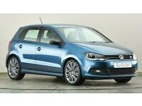 2013 Volkswagen Polo 1.4 TSI ACT BlueGT 5dr DSG Auto Hatchback petrol Automatic