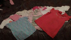 Lot linge fille 2 et 3 ans - Girl clothes 2 and 3 years old