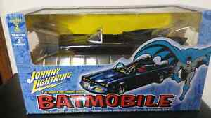 BATMOBILE from 1960's DC comic book