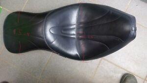 Le Pera Sorrento seat, Harley softail