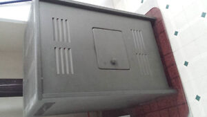 Propane stove and oil furnace for sale