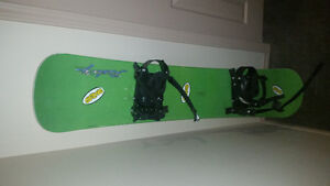 2 snowboards and 2 sets of boots for sale Strathcona County Edmonton Area image 2