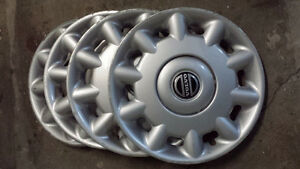 """CAP DU ROUE /HUBCAPS /WHEEL COVERS. DIFFERENT SIZES  13"""" TO16"""""""