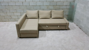 Free delivery: Ikea Friheten sofa bed