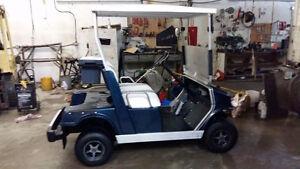 Golf Cart Yamaha
