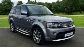 2012 Land Rover Range Rover Sport 3.0 SDV6 Autobiography Sport 5 Automatic Diese