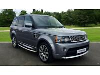 2012 Land Rover Range Rover Sport 3.0 SDV6 Autobiography Sport 5 Automatic Diese