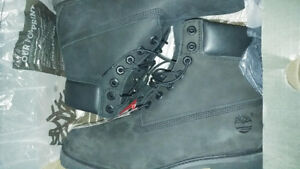 New Timberland Noir taile: 9